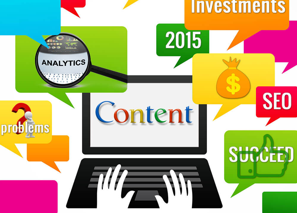 Content + SEO: How to Succeed in 2015 (Securing Investments)
