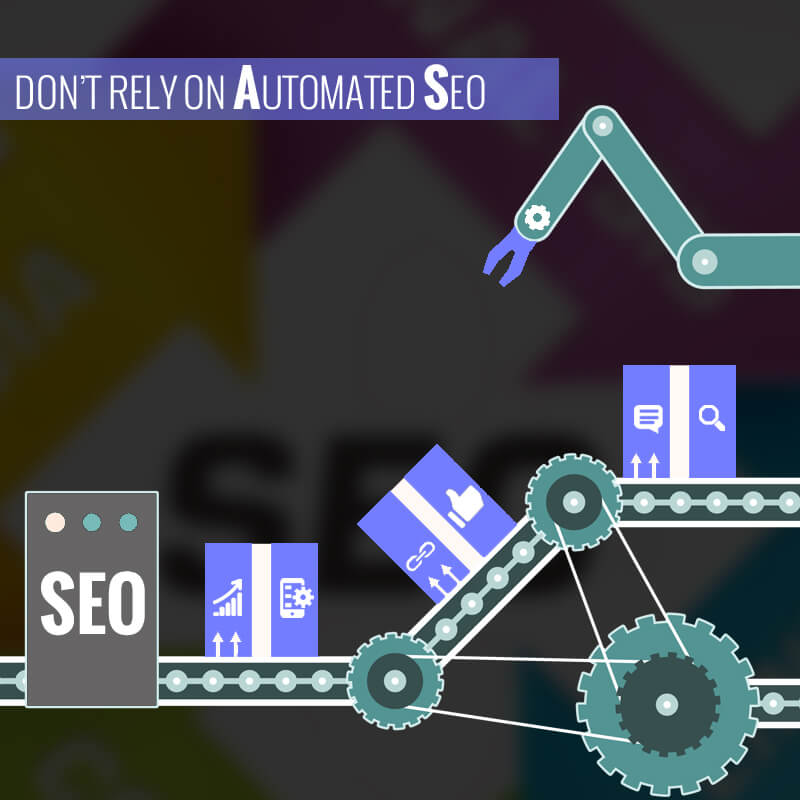 Don't Rely On Automation To Do Local SEO