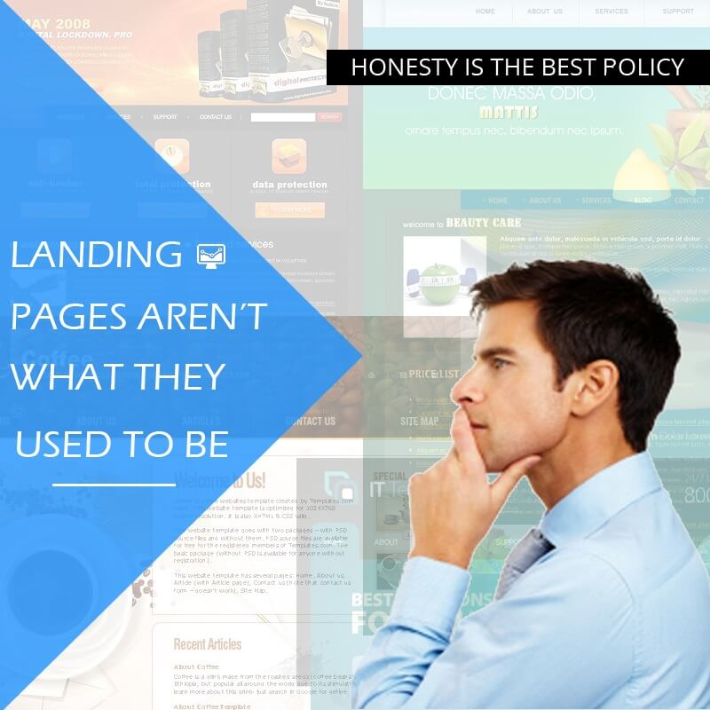 Don't Crash Land With Your Local SEO Landing Pages