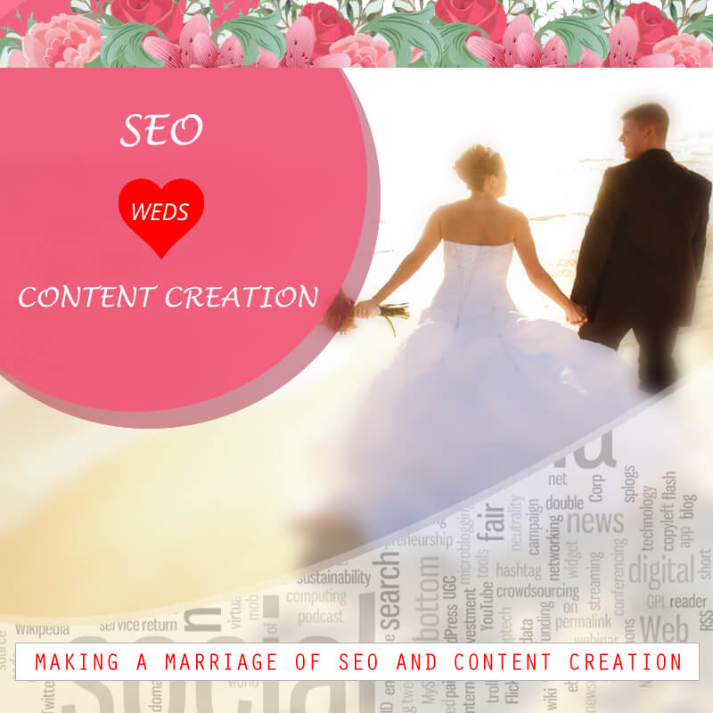 Making A Marriage Of SEO And Content Creation