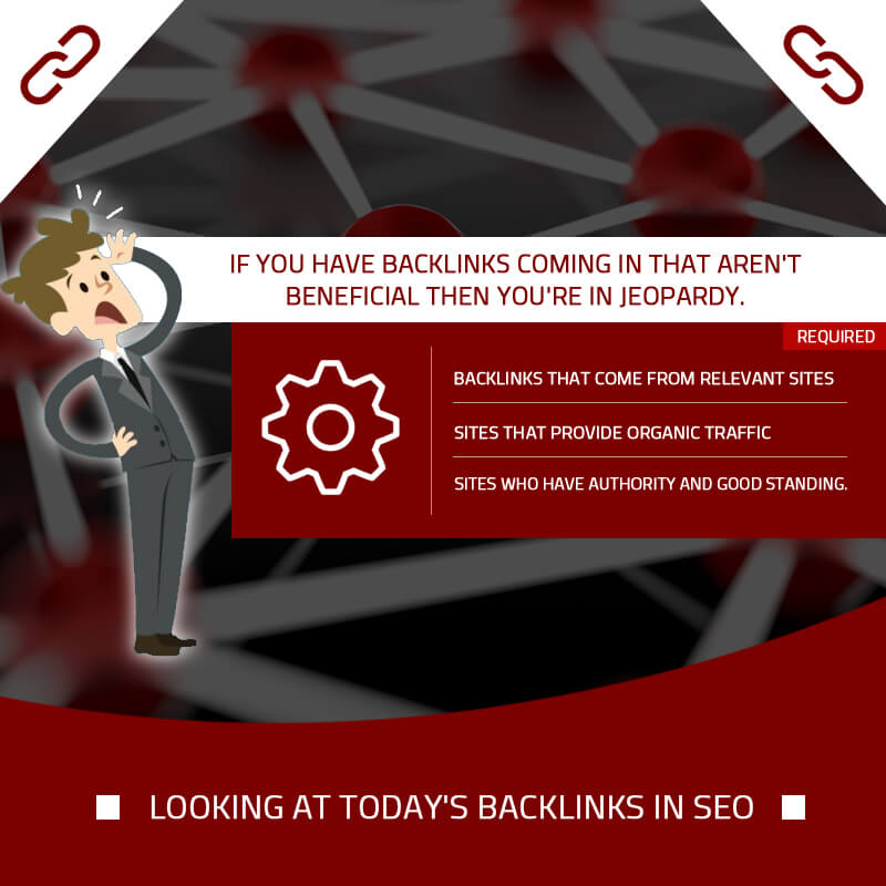 Looking At Today's Backlinks In SEO