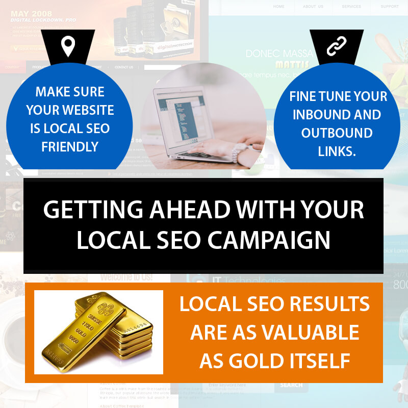 Getting Ahead With Your Local SEO campaign