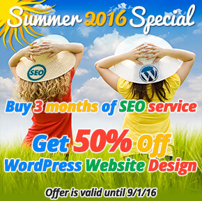Local SEO Jacksonville FL Summer 2016 Special