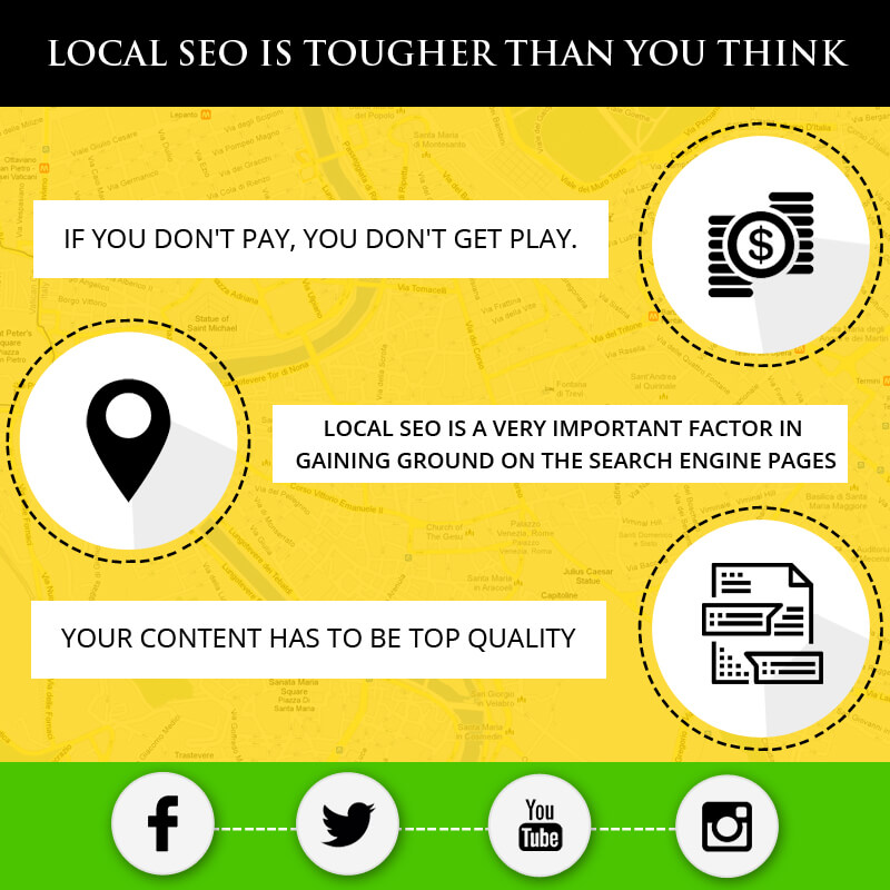 Local SEO Is Tougher Than You Think