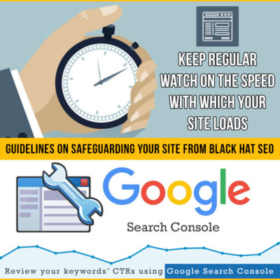 Safeguarding from Risky Black Hat SEO Techniques