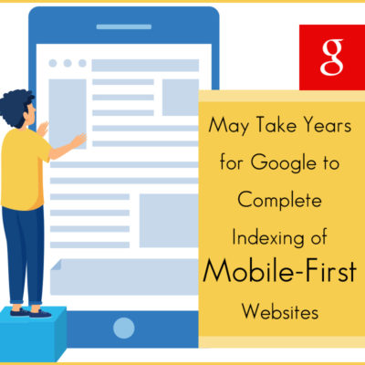 Google begins to roll out mobile-first indexing