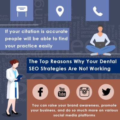 The Top Reasons Why Your Dental SEO Strategies Are Not Working