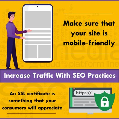 Increase Traffic With SEO Practices