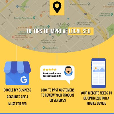 10 Tips To Improve Local SEO