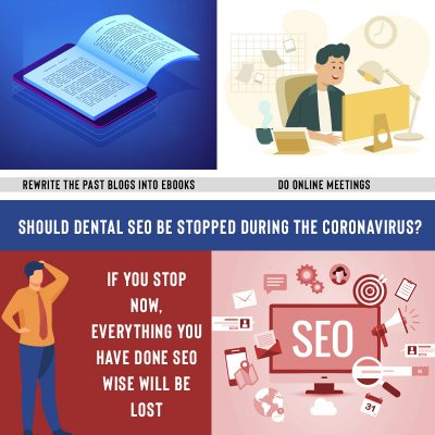 Should Dental SEO Be Stopped During The Coronavirus?